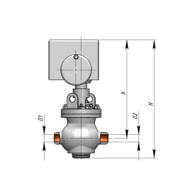 Клапан 11с-7-6Э